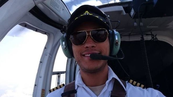 Oscar Perez: Venezuela action man in chopper 'coup'