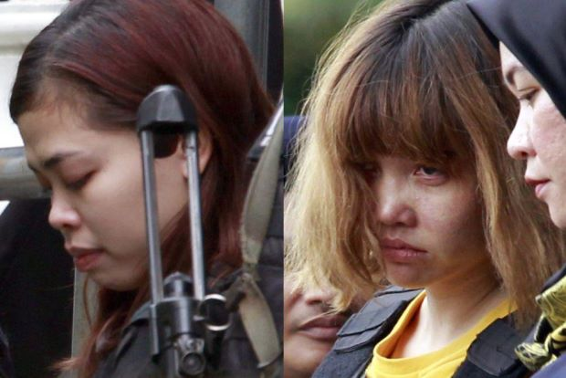 Trial of women over Kim Jong Nam murder set for October 2