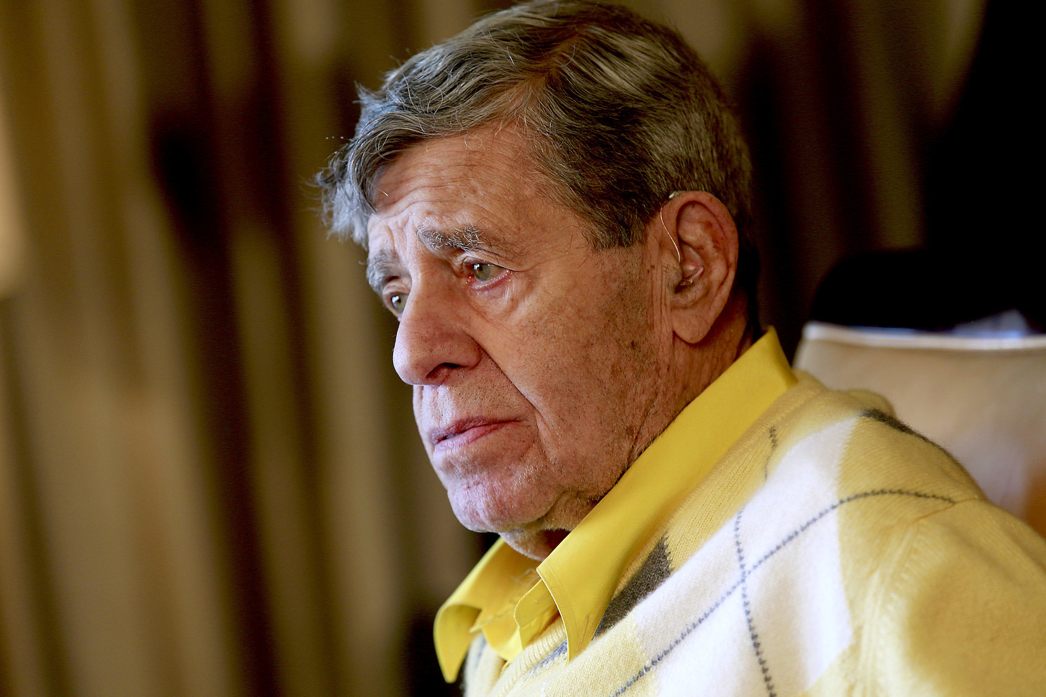 """Jerry Lewis, the """"king of crazy,"""" dies at age 91"""