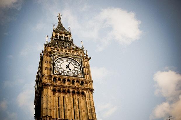 London's Big Ben falls silent - not a bong expected until 2021