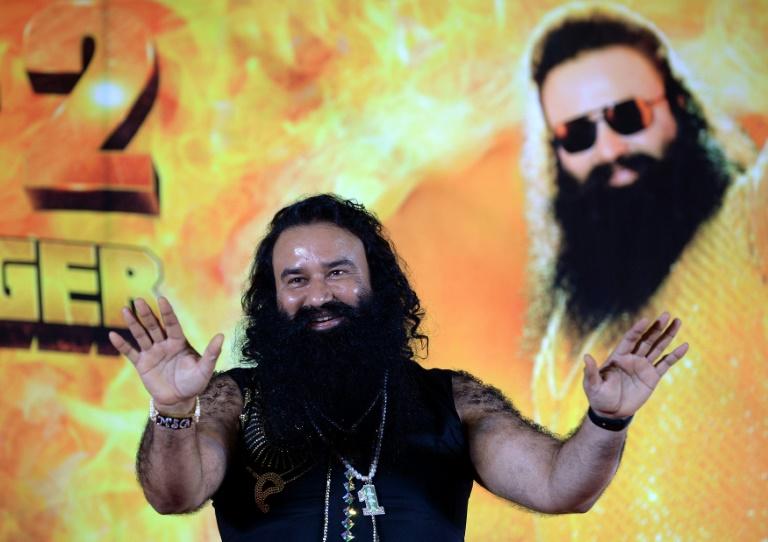 India's Modi warns against violence as guru faces sentence