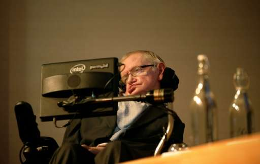 Stephen Hawking and UK health secretary Hunt in war of words over NHS