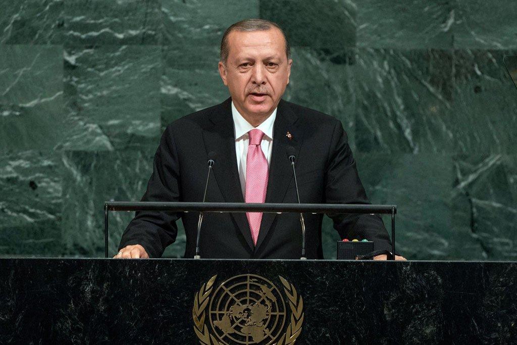 Erdogan: Kurdish independence in Iraq cannot be allowed