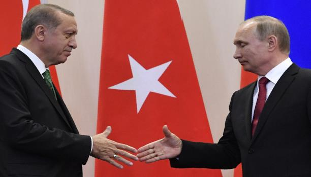 Putin, Erdogan want to cooperate closely to end Syria conflict
