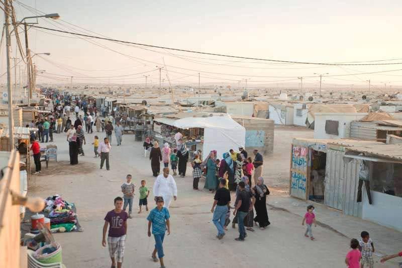 Human Rights Watch: Jordan summarily deporting Syrian refugees