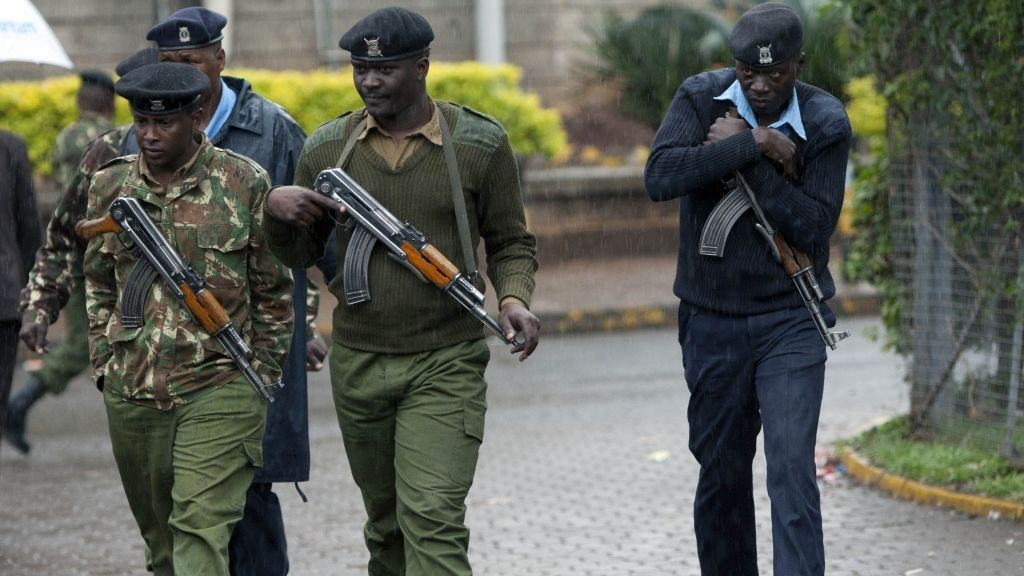 Kenyan locals lynch teen suspected of killing 6 in school shooting