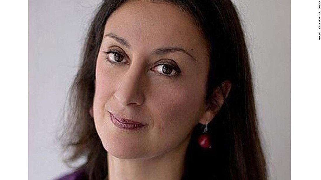 EU politicians urge Malta to investigate assassination of journalist