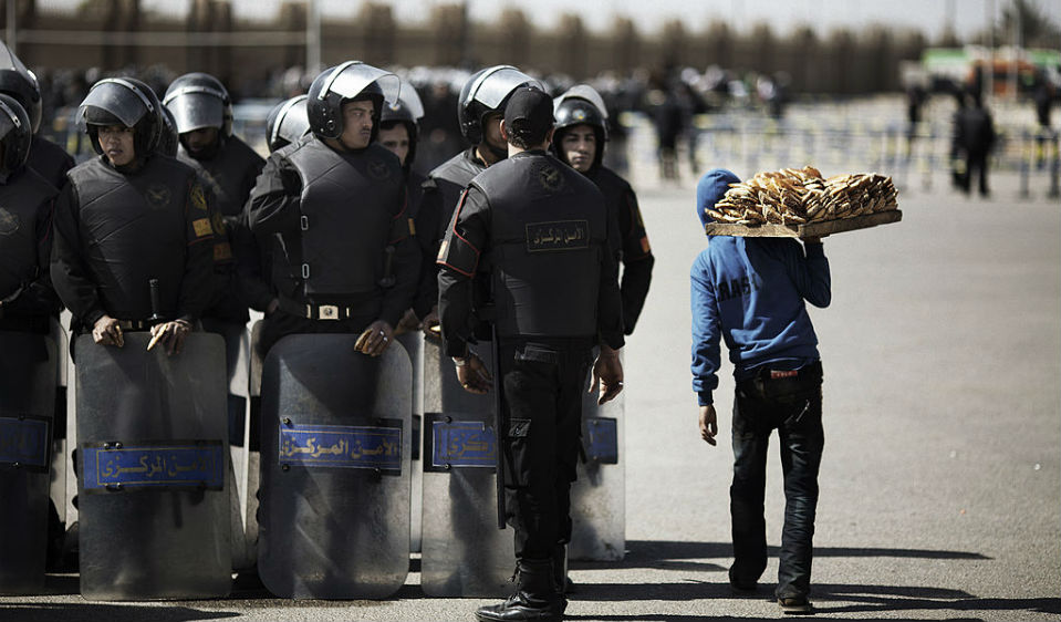 Top court upholds jail sentences for Egypt police over fatal torture