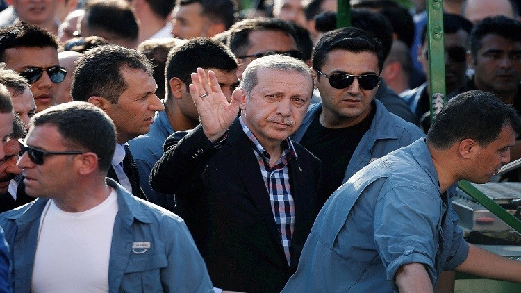 Mayor of Turkish capital resigns under pressure from Erdogan