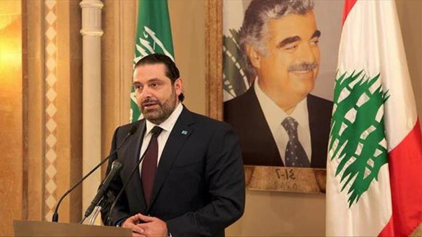 Lebanese prime minister Hariri resigns, says his life is in danger