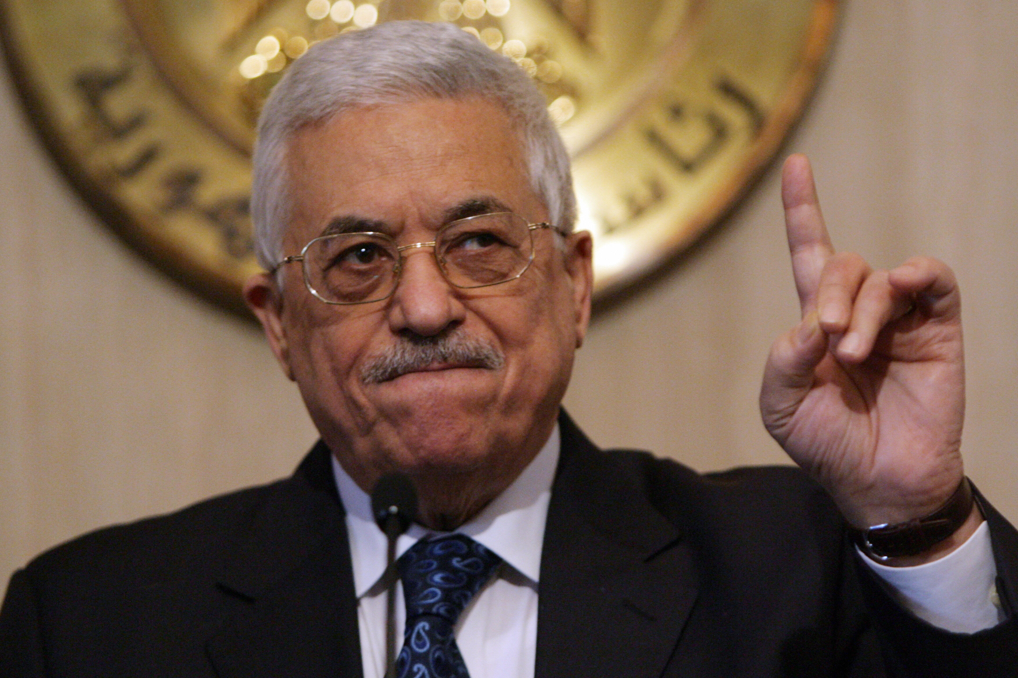 Palestinian leader Abbas on surprise visit to Saudi Arabia