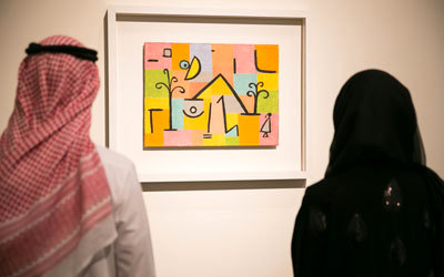 Louvre offshoot in Abu Dhabi prepares for grand opening at weekend