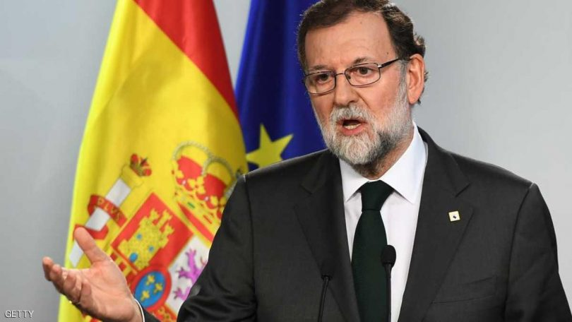 Spanish premier visits Catalonia for first time since referendum