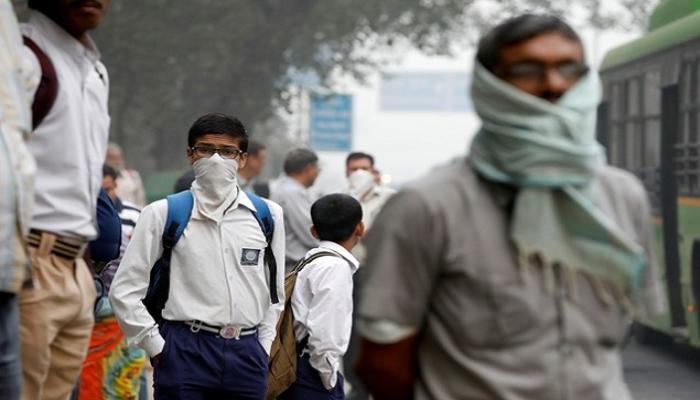 Diplomats worried over alarming pollution in New Delhi