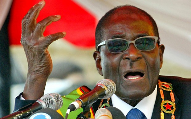 No mention of resignation as Mugabe ends televised address