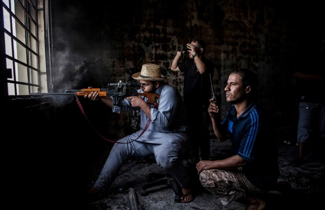Gunmen assassinate mayor of Libya's third largest city