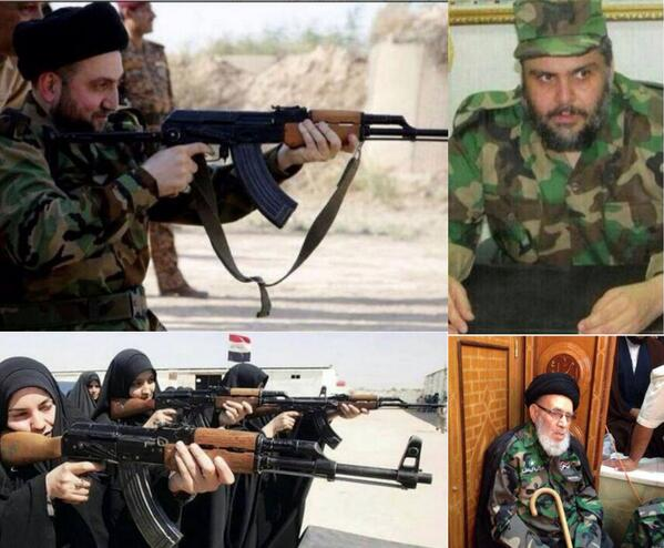 Iraqi forces kill six suspected Islamic State militants in Mosul