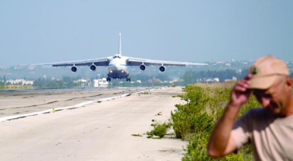 Russia sets up permanent military presence in Syria