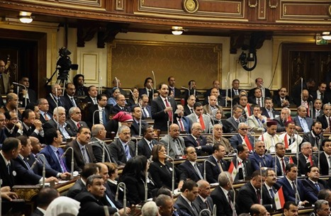 Report: 200 Egyptian lawmakers endorse al-Sissi for second term