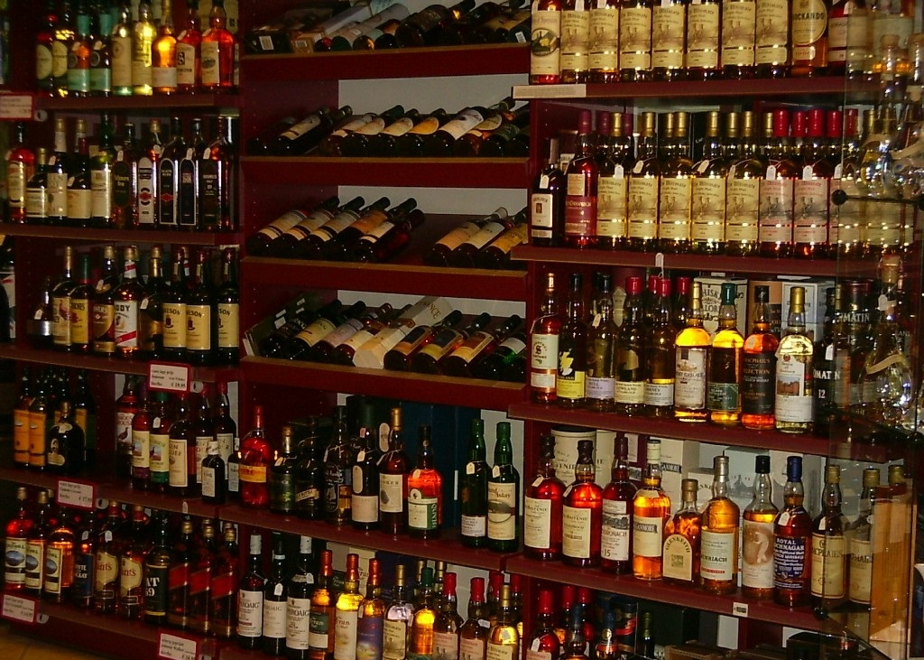 Russian man rams military transporter into store, tries to steal wine