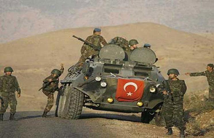 Turkey shells Kurdish militia posts in Syria's Afrin for second day