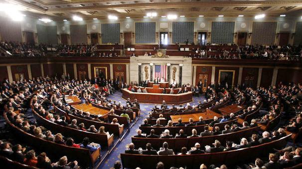 US House passes bill to avert shutdown; its odds in Senate tougher