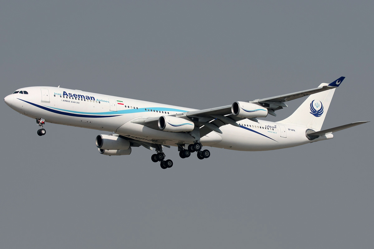 Plane crashes into Iranian mountain; all 66 on board presumed dead