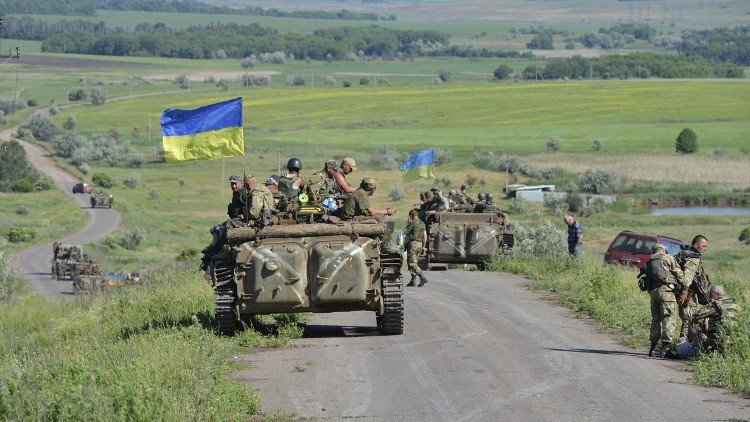 Russia condemns Ukrainian law on retaking separatist areas by force