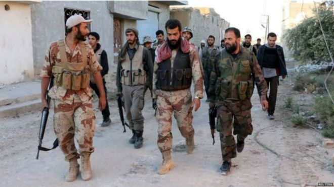 Fighting in besieged rebel enclave mars UN Syria truce