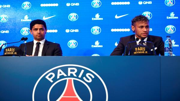 'Small possibility' Neymar will be fit for PSG-Real return leg