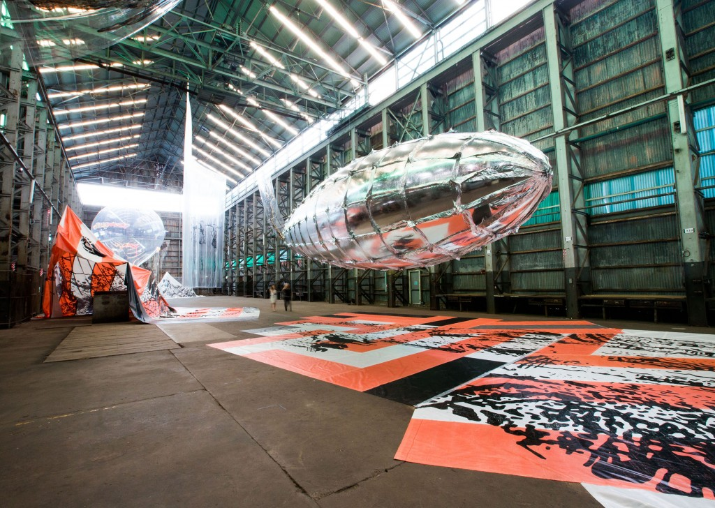 Sydney Biennale seeks to explain humanitarian crises facing the world