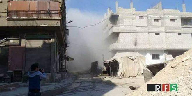 Twenty civilians dead after airstrikes near Idlib in Syria