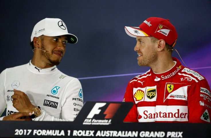 Vettel wins Australia GP from Hamilton, helped by virtual safety car