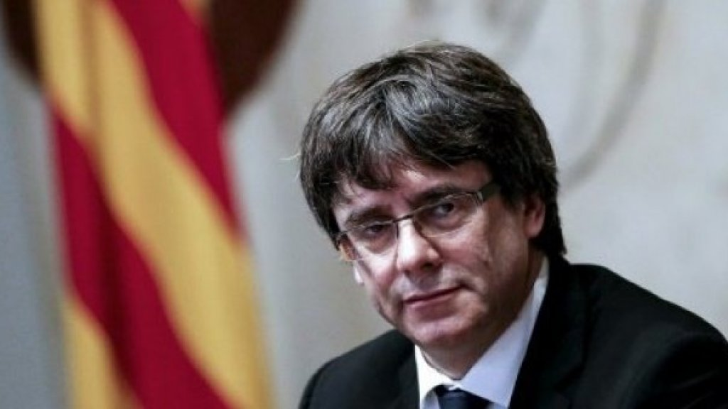 Catalan ex-leader Puigdemont from prison: 'We will never surrender'
