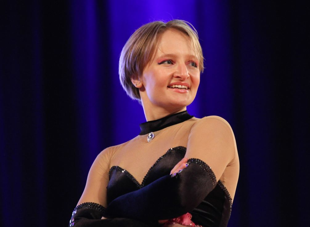 Putin's daughter Katerina Tikhonova.