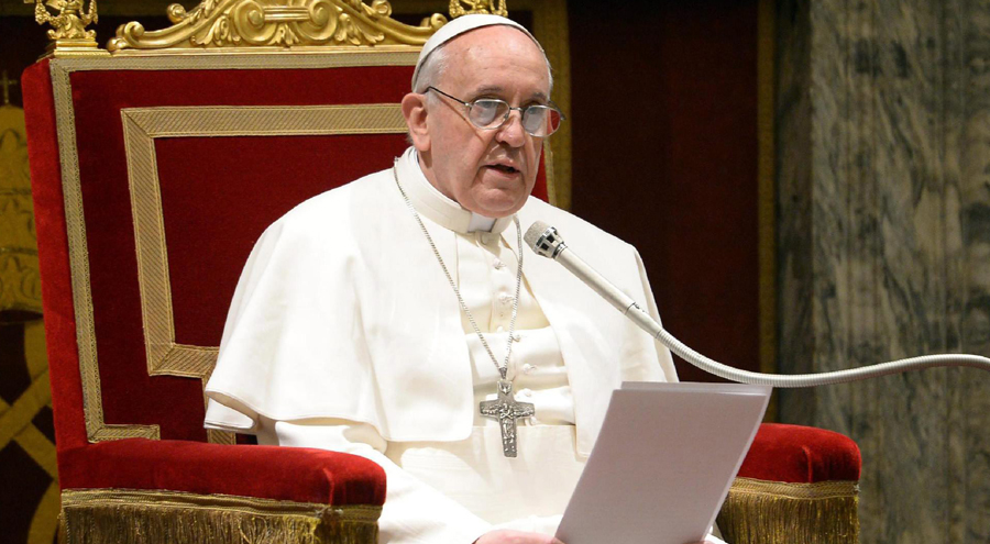 Pope on Syria: 'Nothing can justify' the use of chemical weapons