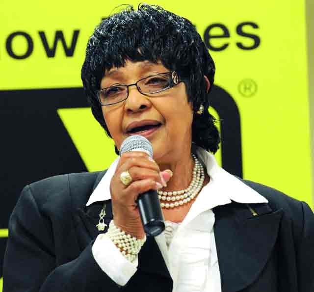 Thousands pay tribute to Winnie Madikizela-Mandela in South Africa