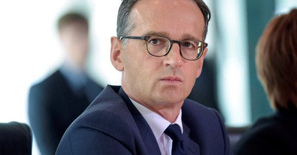 German Foreign Minister Maas: Korean summit a 'courageous step'
