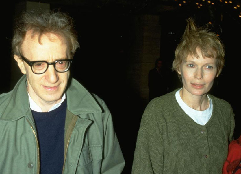 Moses Farrow defends adoptive dad Woody Allen in sex abuse claims row