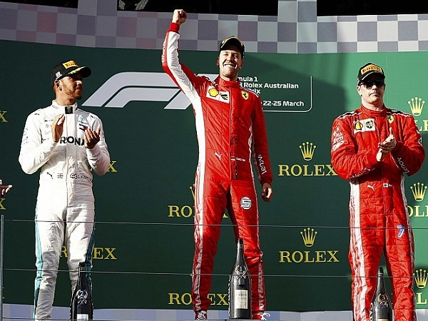 Vettel wins Canadian Grand Prix to seize championship lead