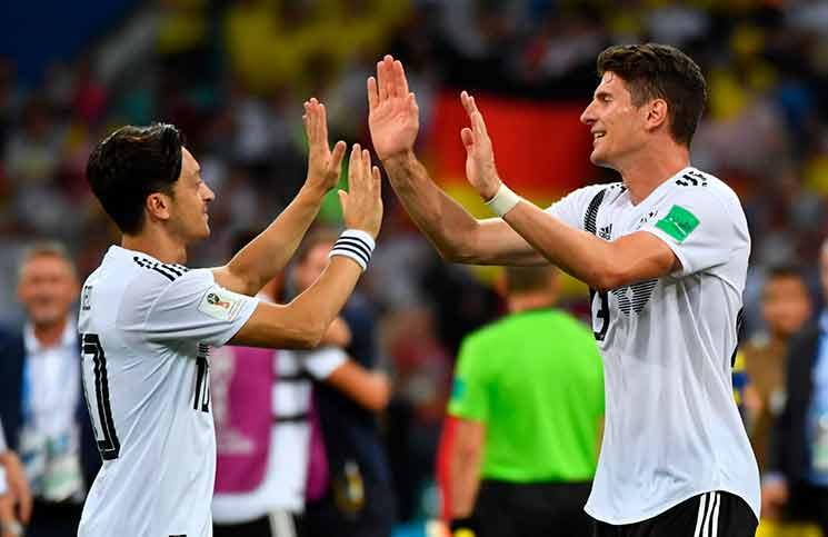 German newspapers hail Kroos but Swedish press stays proud