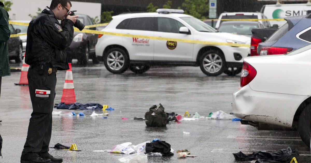 Five people dead in shooting at Maryland newspaper building