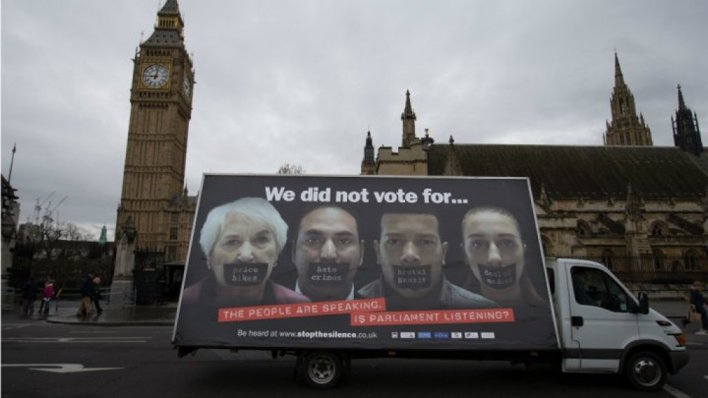 Vote Leave fined for Brexit campaign funding breach