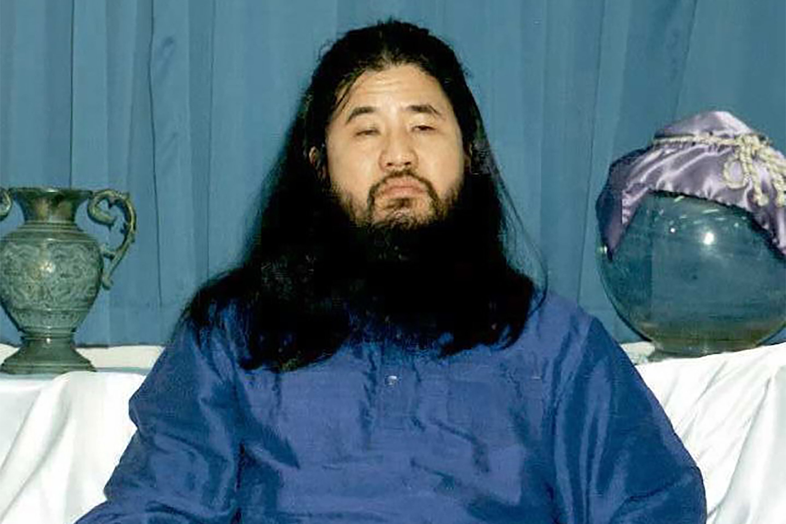 Japan completes executions of sarin gas attack cult members