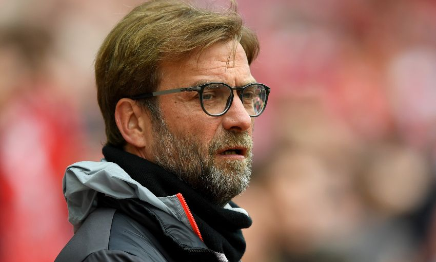 Time for Klopp to deliver as confident Liverpool chase glory