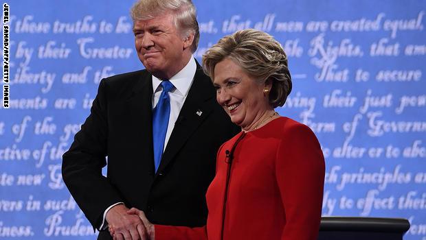 Trump acusa a China de hackear los emails de Clinton