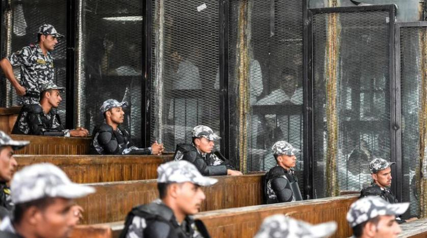Egypt court confirms death sentences against 75 over Islamist sit-in