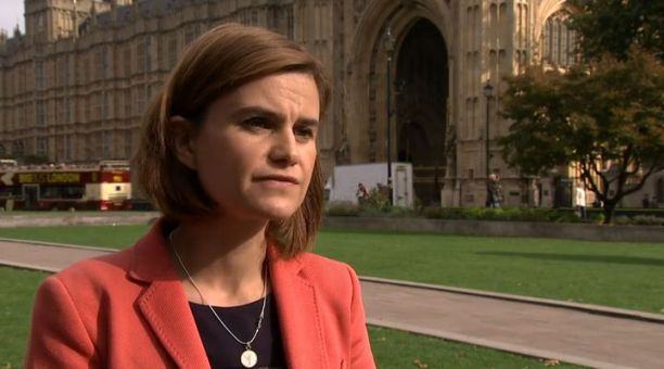 Brussels to rename square to honour slain British lawmaker Jo Cox