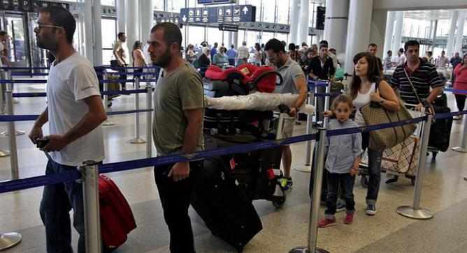 Significantly more migrants coming to the EU from Turkey