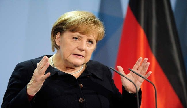 Germany's Merkel announces October conference on Syria